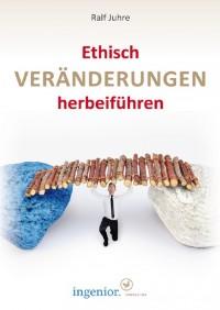 Ethisch Veränderungen herbeiführen - Cover